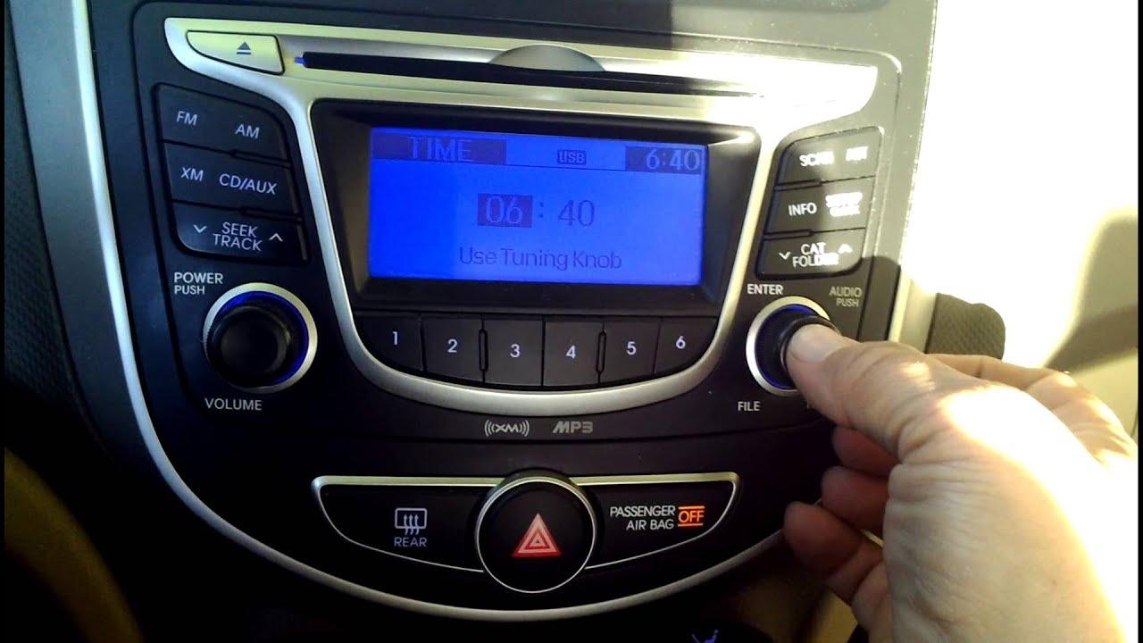 hyundai accent gls factory radio wiring hyundai h100 radio