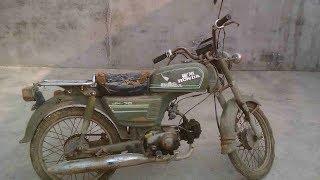 """5款""""古董級""""的摩托車,見過最後一輛的,孩子都快成家了 Video"""