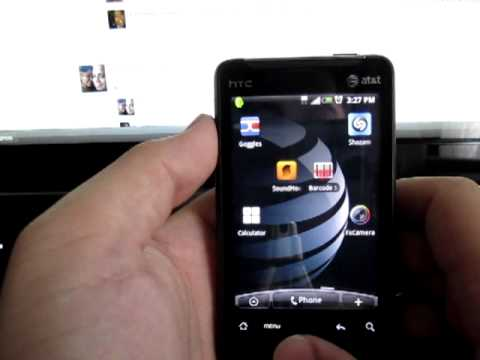 HTC Aria Quick View