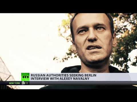 Berlin hands Navalny data to OPCW despite Moscow call for information