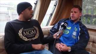 'THE EUBANKS ARE IDIOTS & MISSING SOMETHING FROM THE BRAIN' -BILLY JOE SAUNDERS ON FIGHT COLLAPSING