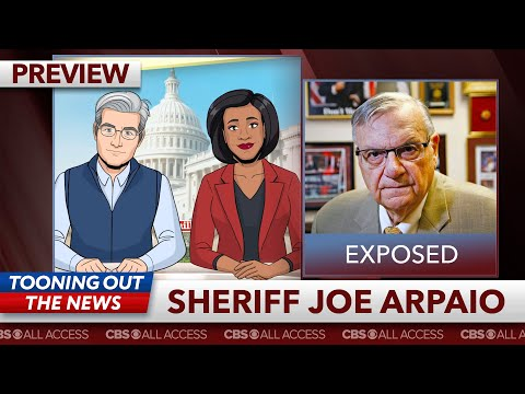 Sheriff Joe Arpaio's explosive interview on Inside the Hill