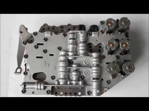 Гидравлический блок управления АКПП Korando DSI M11 (Diesel)