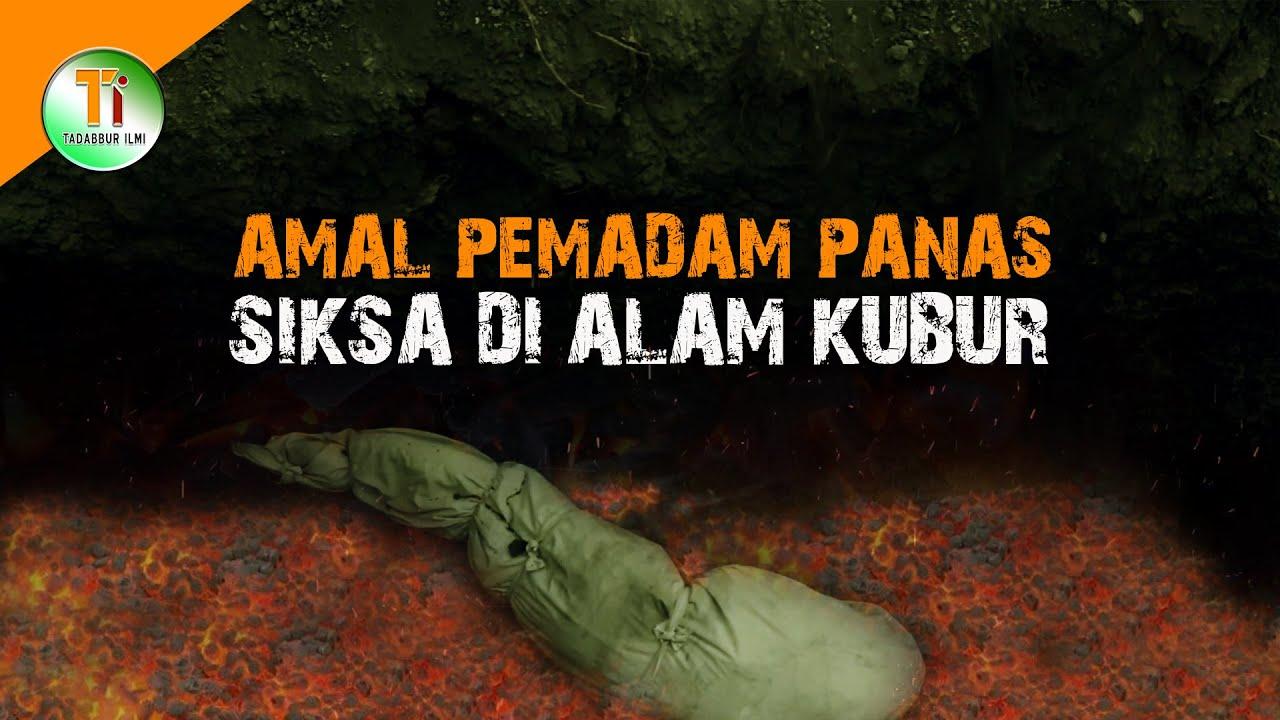 Download Amalan Pemadam Panasnya Siksa di Alam Kubur