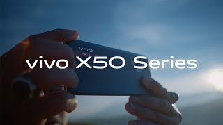 Vivo X50 Series X National Geographic Indonesia - Redefine Your Vision