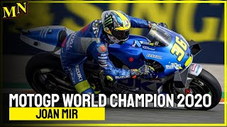 At the thrilling race in valencia suzuki driver joan mir secured world championship title by finishing 7th. this is first time since 2000 that a suzu...