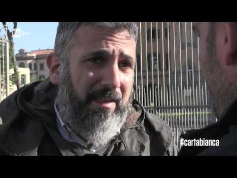 Il coronavirus e gli ospedali a Roma - #cartabianca 25/02/2020