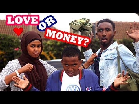 Love or Money? (Jaceyl ama Lacag?) | Somali Reality thumbnail