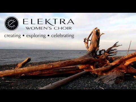 Log Driver's Waltz, performed by Elektra Women's Choir