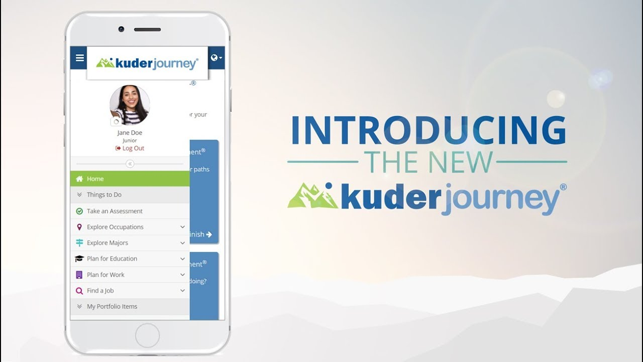 Introducing the new Kuder Journey.