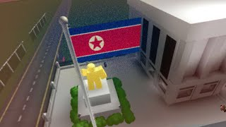 North Korean Anthem but its with the Roblox Death Sound