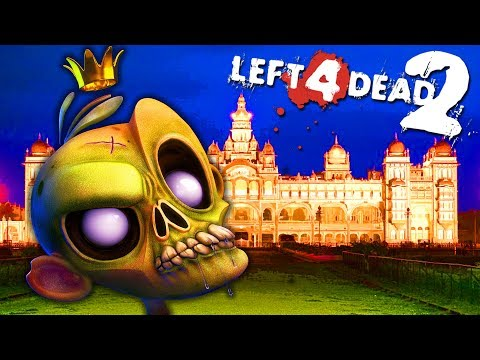 Zombie Infected Palace (L4D2 Zombies, Warcelona #4)