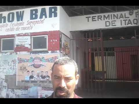 Terminal Rodoviário  de Itaquara-Ba em Estado de Calamidade,Abandonado Pelo Poder Público municipal