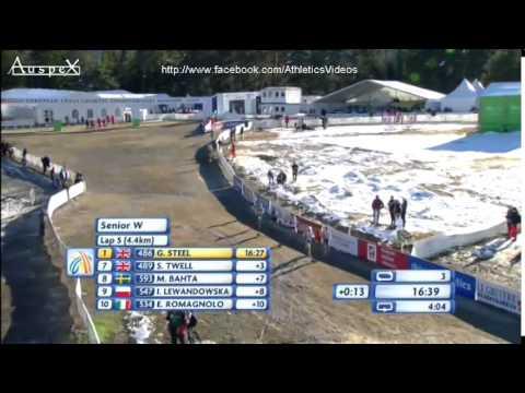 2014 European Cross Country Championships, Senior Women Race