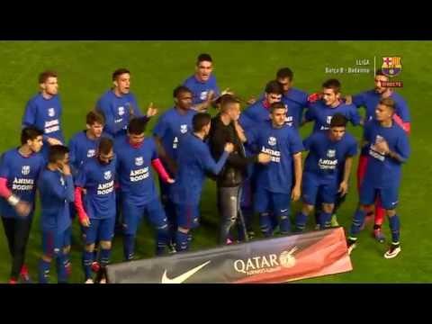 [CAT] FUTBOL 2aB: FC Barcelona B - CF Badalona (1-3)
