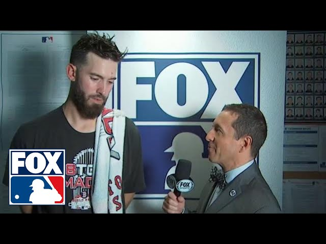 Rick Porcello says the Red Sox team chemistry put them over the top | FOX MLB