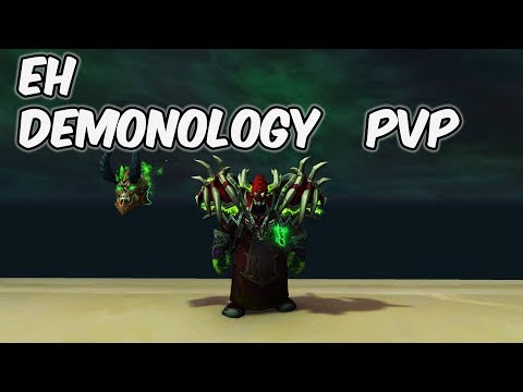 eh - 8.0.1 Demonology Warlock PvP - WoW BFA