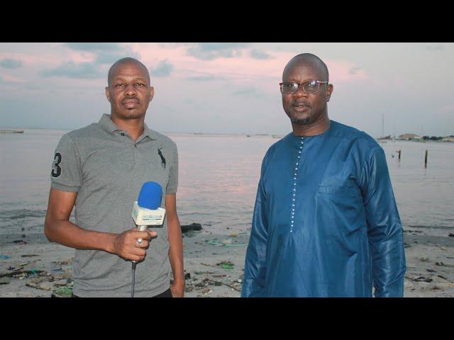 Dépollution de la Baie de Hann: Mbacké Seck demande l'implication des populations