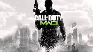 Call Of Duty Modern Warfare 3 Reveal Soundtrack