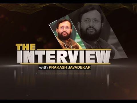The Interview: WION talks to HRD minister of India, Prakash Javadekar