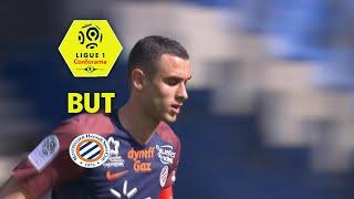 But Ellyes SKHIRI (88') / Montpellier Hérault SC - Girondins de Bordeaux (1-3) (MHSC-GdB)/ 2017-18