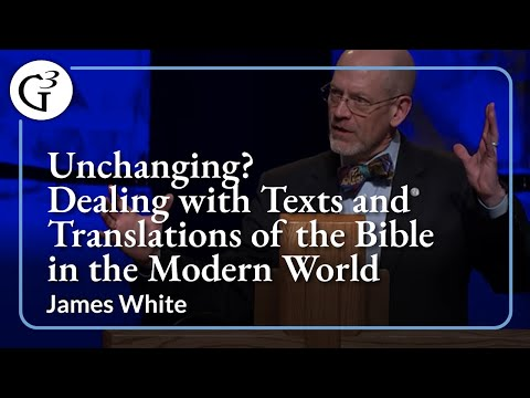 2018 G3 Conference — James White — Session 7
