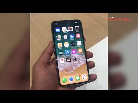 Apple reveals iPhone X prices for M'sian market