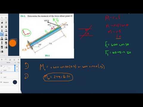 Statik 4. Kuvvet Sistemi Bileşkeleri Konu Anlatımıиз YouTube · Длительность: 35 мин57 с