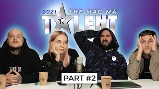 HLEDÁME RAP STAR 2021! THEMAG MA TALENT #2