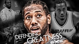 [BHS] Kawhi Leonard - Defending Greatness