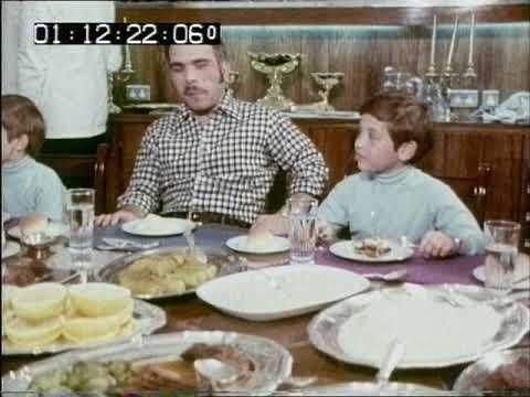 King Hussein of Jordan | Joranian Royal family | This Week | 1972