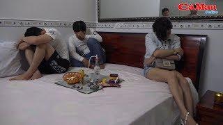 Cà Mau: 2 nam 1 nữ rủ nhau vào khách sạn để sử dụng ma túy