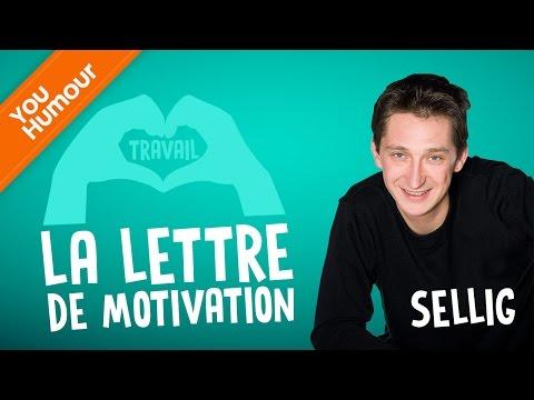 SELLIG, La lettre de motivation