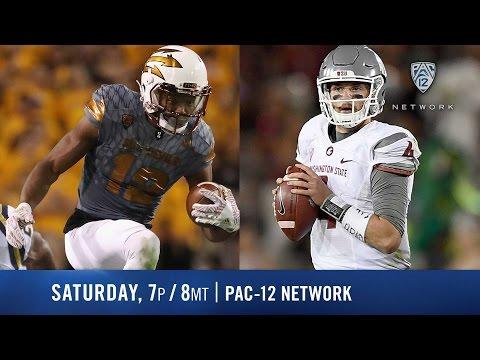 Washington State-Arizona State football game preview