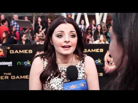 Dakota Hood  The Hunger Games