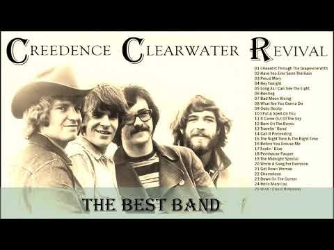 CCR Greatest Hits 2021 -  CCR Best Songs - CCR Full Album 2021