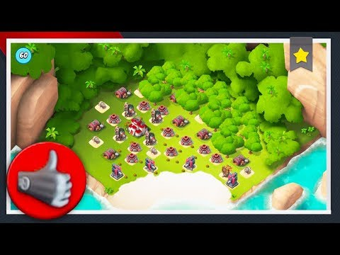 CREATING a new NPC Base to be added to Boom Beach!