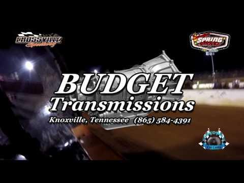 #86 Jeff Neubert - Super Late Model - 5-19-17 Crossville Speedway - In-Car Camera