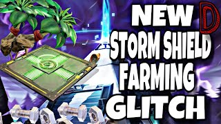 INSANE STORM SHIELD FARMING GLITCH | MUST TRY !!!| FORTNITE SAVE THE WORLD