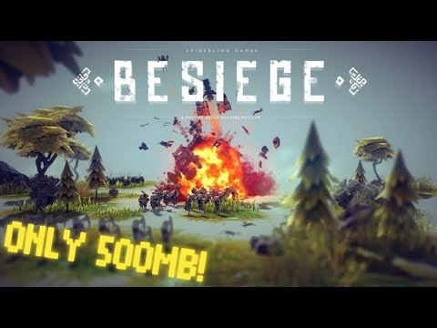 How To Download And Install Besiege V0.85 For Free Tutorial. 2019