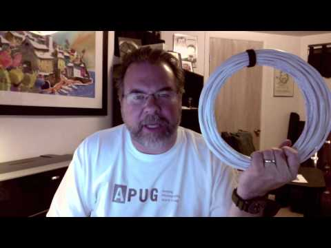 A Ramble On My Favorite Source For Audio Cable