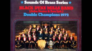 James Shepherd plays the Cornet Solo Cleopatra by Damare Black Dyke Mills 1972