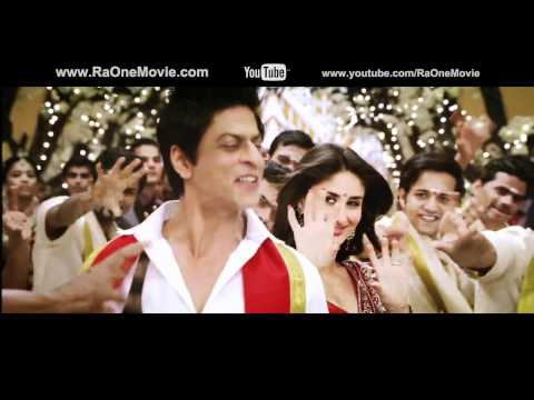 Chammak Challo-Extended promo official video song(1:30)-Ra.one ft shahrukh Khan Kareena in HD