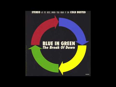 Blue In Green - Rainy Streets