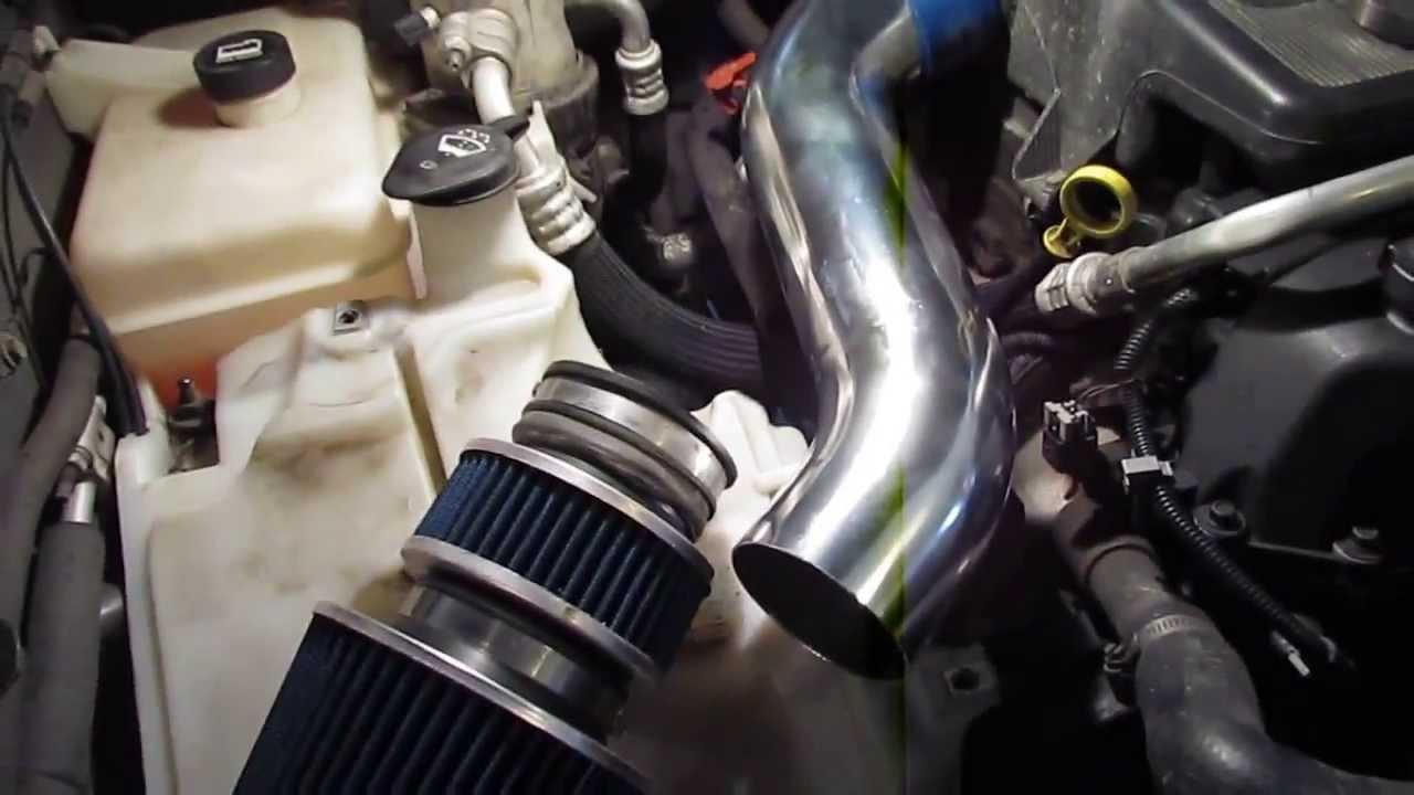 Blazer 2003 chevy trailblazer cabin air filter : Chevrolet Trailblazer- How To Remove The Factory & Install A Cold ...