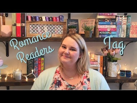 Romance Reader Book Tag