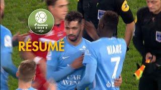 Valenciennes FC - FC Metz ( 0-2 ) - Résumé - (VAFC - FCM) / 2018-19