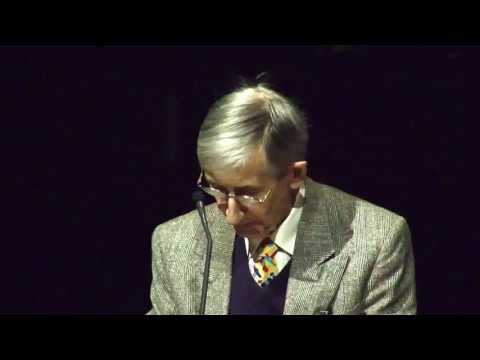 Freeman Dyson - Noah's Ark Eggs and Warm-Blooded Plants