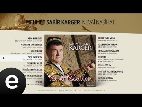 Yeşil Taşkent (Mehmet Sabir Karger) Official Audio #yeşiltaşkent #mehmetsabirkarger