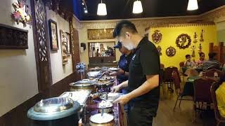 Annalakshmi Restaurant, Free Buffet Indian Food in Singapore